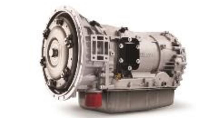 Allison Transmission Announces First Nine-Speed Model