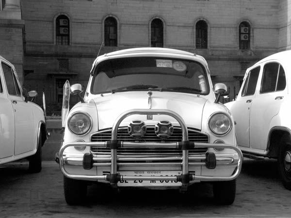 Peugeot Buys Ambassador Car Brand