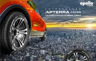 Apollo introduces Apterra Cross tyres