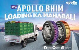 Apollo Tyres introduces 'Bhim'; positions it as 'Loading ka Mahabali'