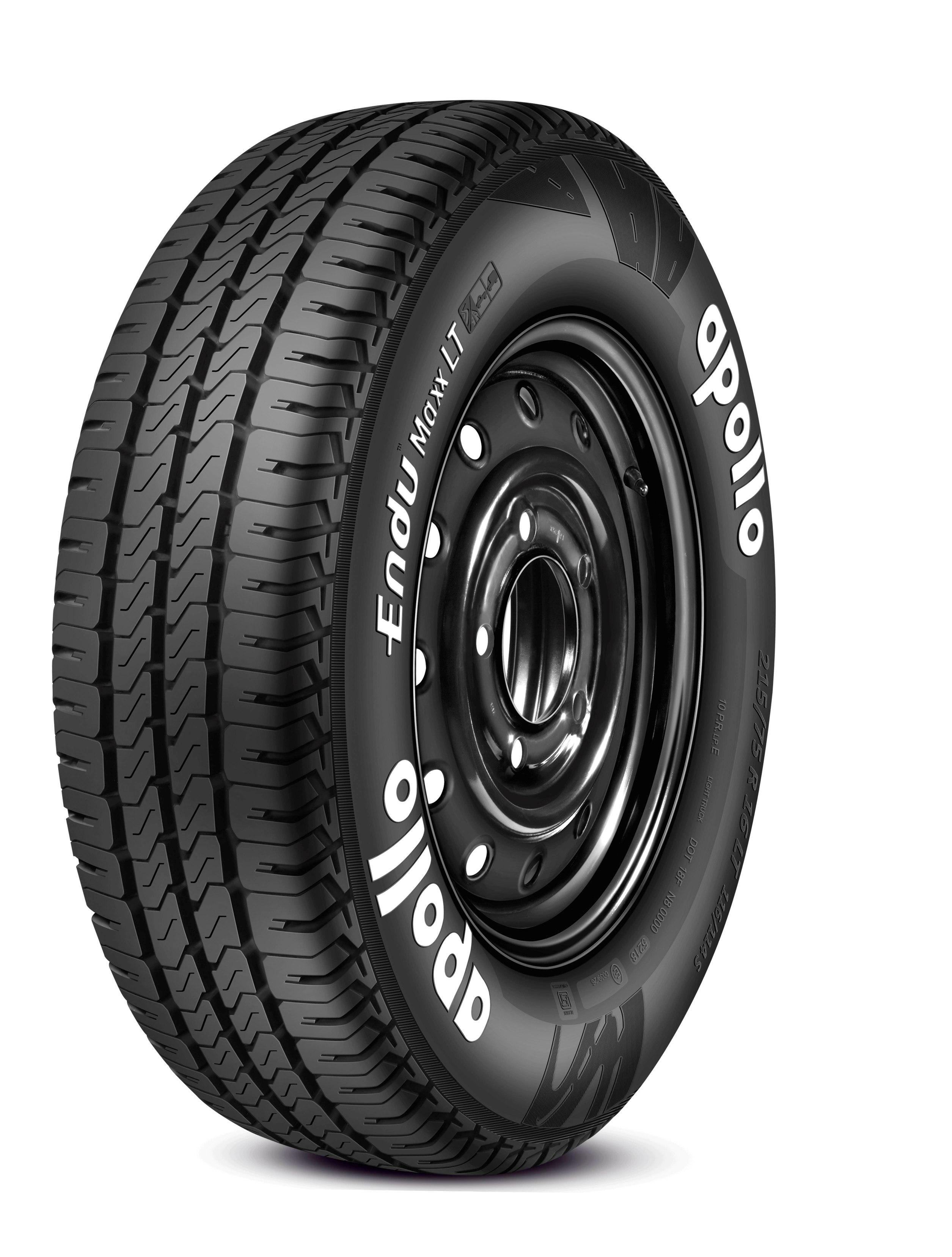Apollo Tyres Debuts EnduMaxx brand of Light Truck Tires