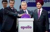 Hungary PM Orban Opens New Apollo Plant
