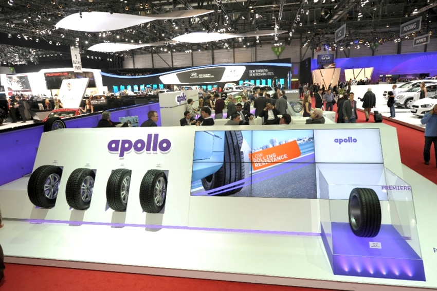 Apollo Debuts New Aspire XP Summer Tire at Geneva Motor Show
