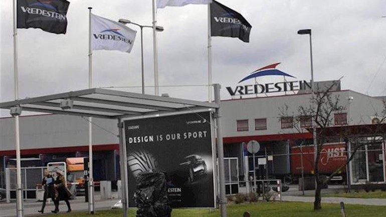 Apollo Vredestein BV Announces Plans to Make Only High-Performance Tires at Enschede Plant