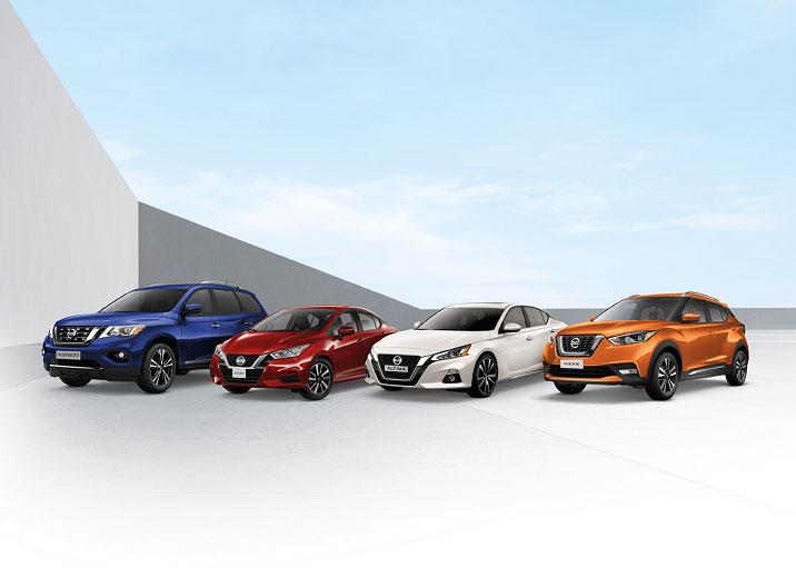 Nissan of Arabian Automobiles reveals first batch of 'A Golden Start to 2021' winners