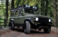 Land Rover to Venture into Customization Business