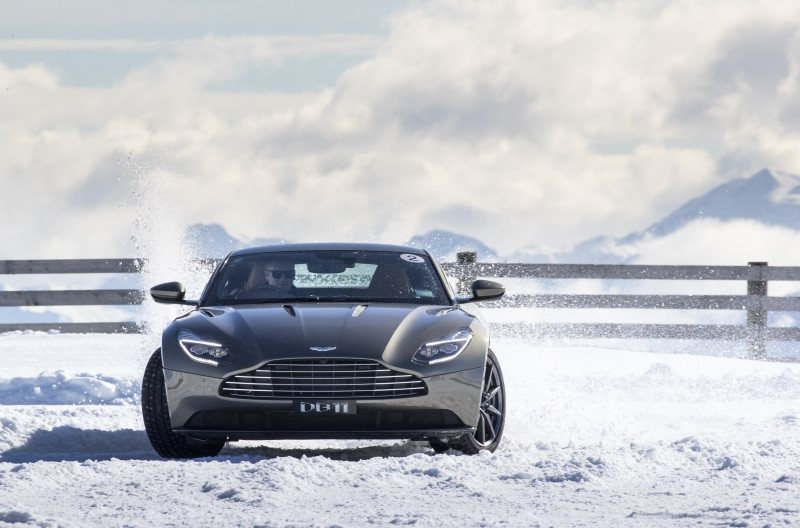 Aston Martin Launches New Season of Luxury Lifestyle Art of Living Events
