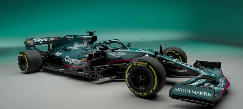 Aston Martin begins New Era with Return to Formula One