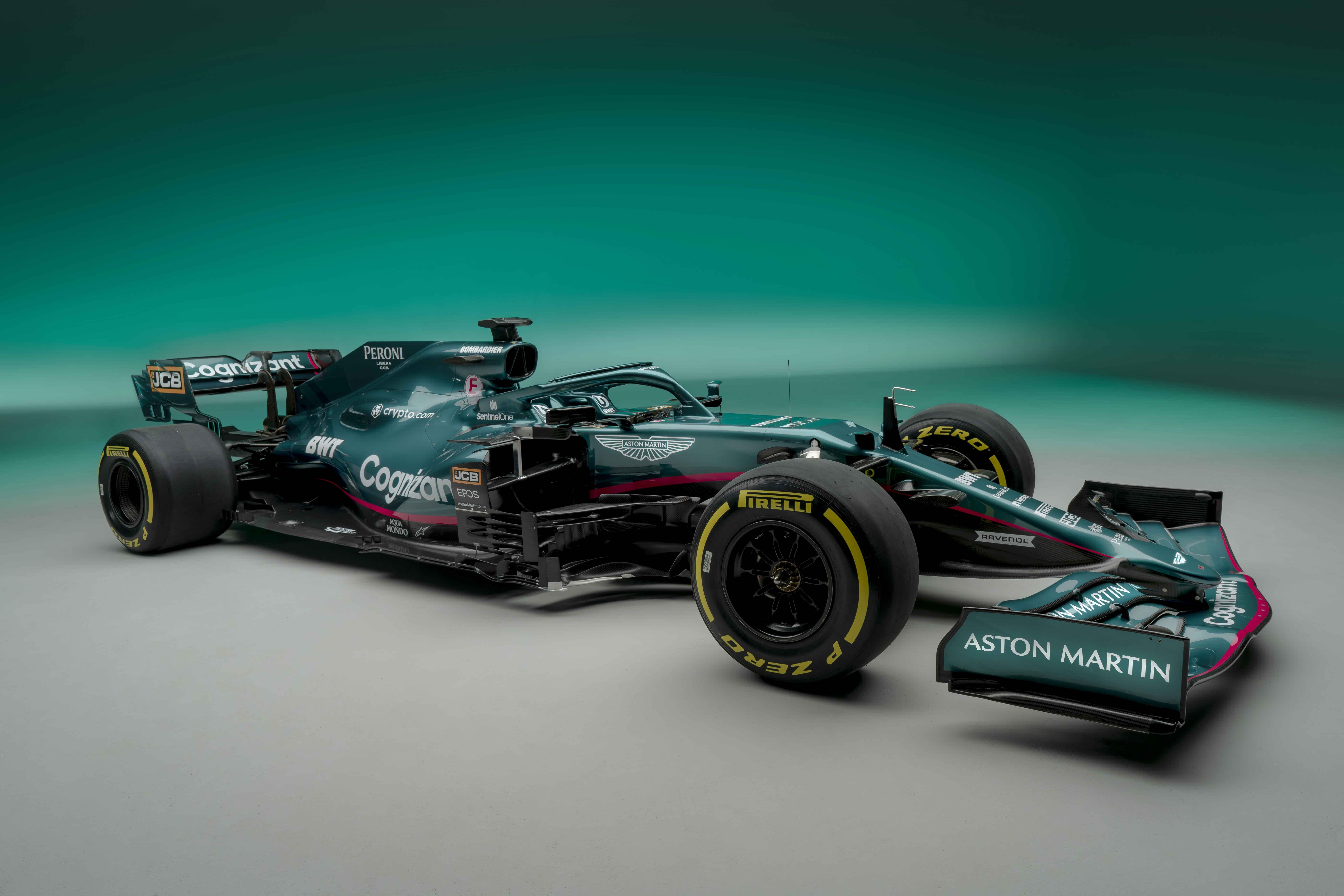 Aston Martin begins New Era with Return to Formula One