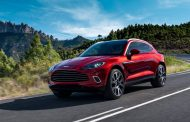 Aston Martin SUV to Get Pirelli Tires as Original Equipment
