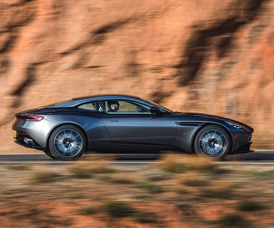 Aston Martin and Dow to Continue their Technical Partnership