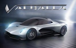 Aston Martin Continues V Car Tradition with the Valhalla