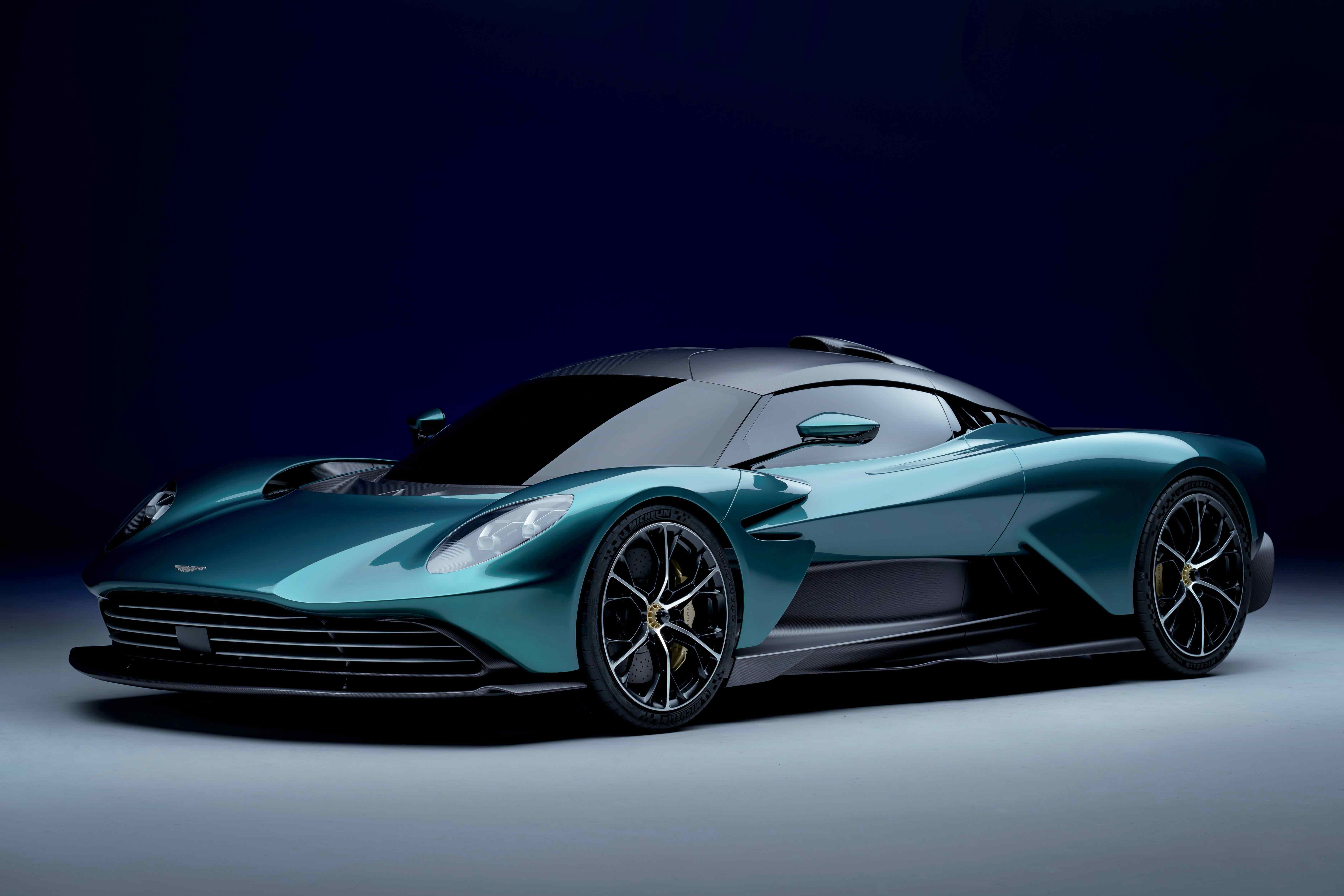 Valhalla Sensational Hybrid Supercar Defines The Mastery Of Driving
