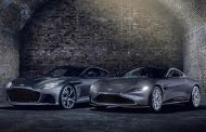 Q by aston martin creates new 007 limited edition sports cars to celebrate no time to die