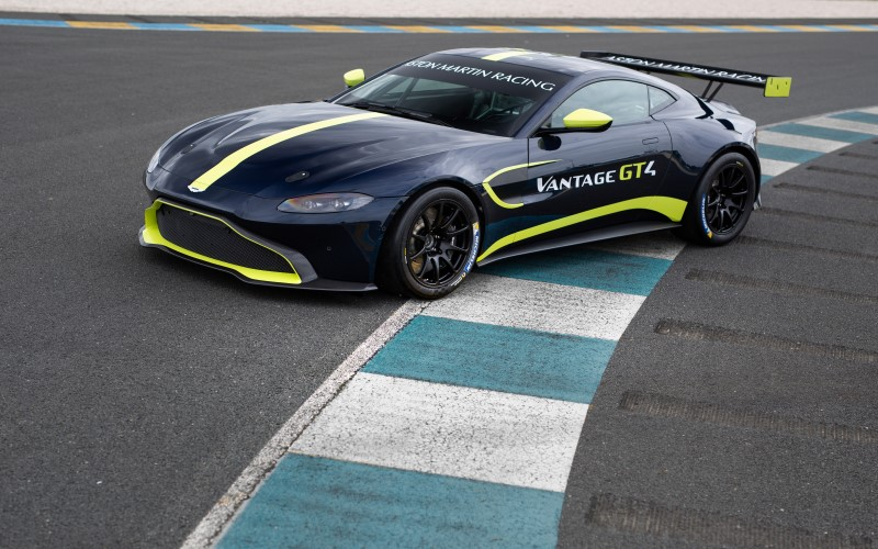 Aston Martin Announces Partnership with Yas Marina Circuit