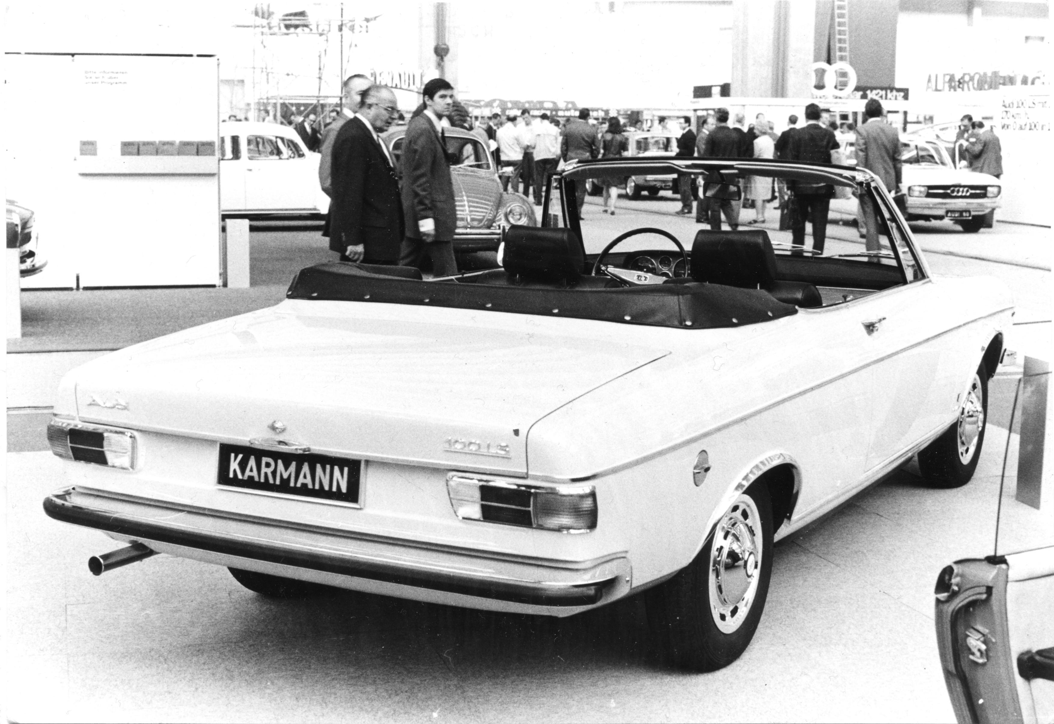 New Audi Exhibition Celebrates 50 Year Anniversary of the Audi 100