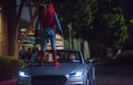 New Audi A8 to Make its Debut in 'Spider-Man: Homecoming'