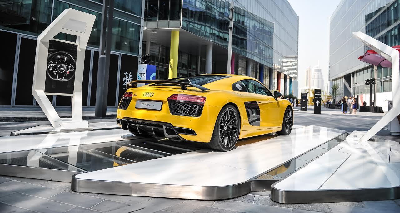 Audi Launches Audi Innovation Award at Dubai Design Week 2016