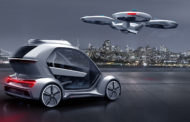 Audi Teams up with Italdesign and Airbus to Present Autonomous Concept at Geneva Motor Show