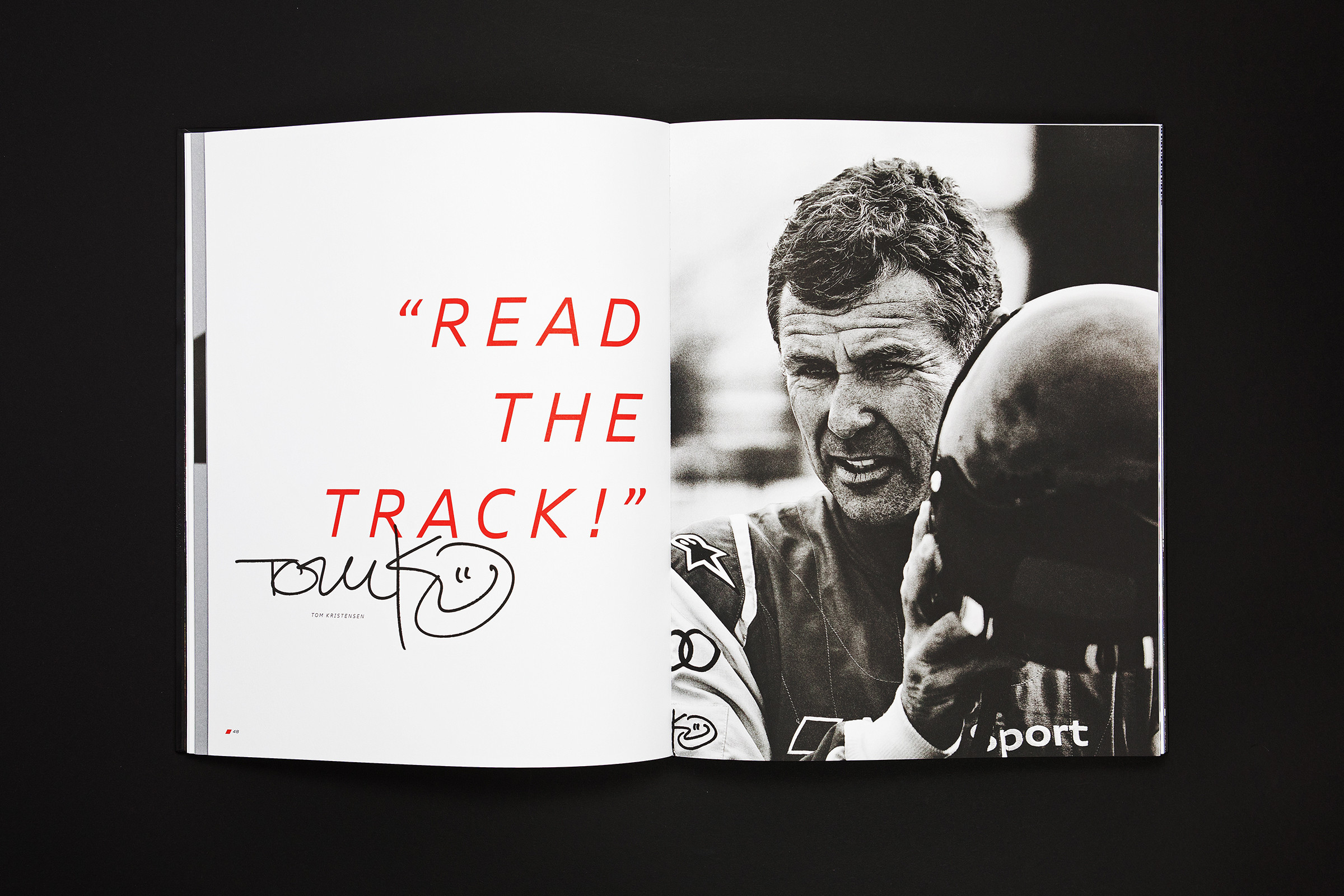 Audi Wins Red Dot Design Awards for Brand Book of Audi Sport and Movies