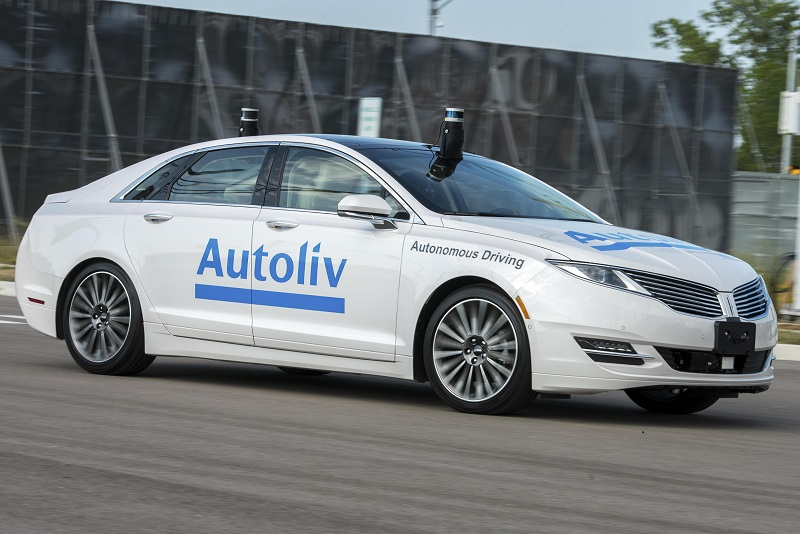 Autoliv to Collaborate with Velodyne for Commercial Development of LiDAR