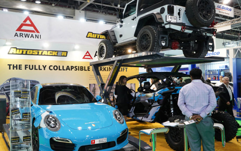 Automotive Aftermarket in MEA Region Valued at USD 61 billion in 2018