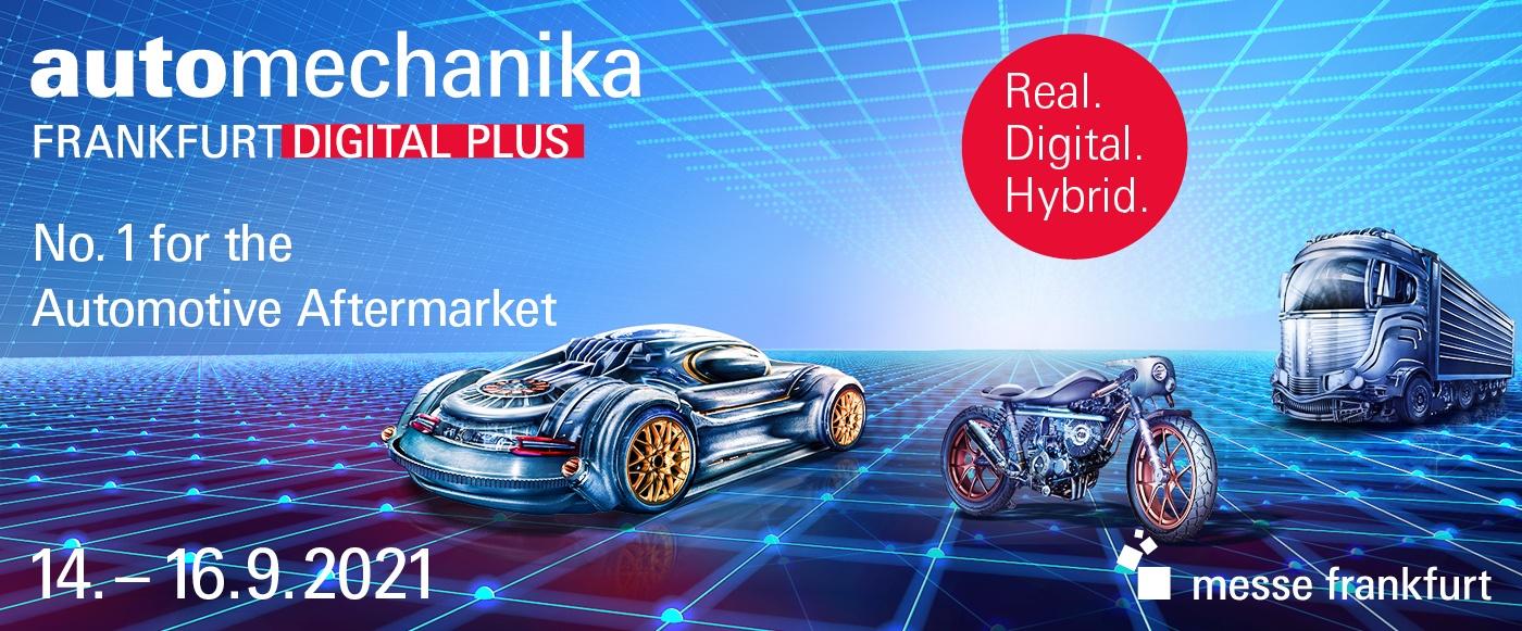 Automechanika Frankfurt with new concept for 2021