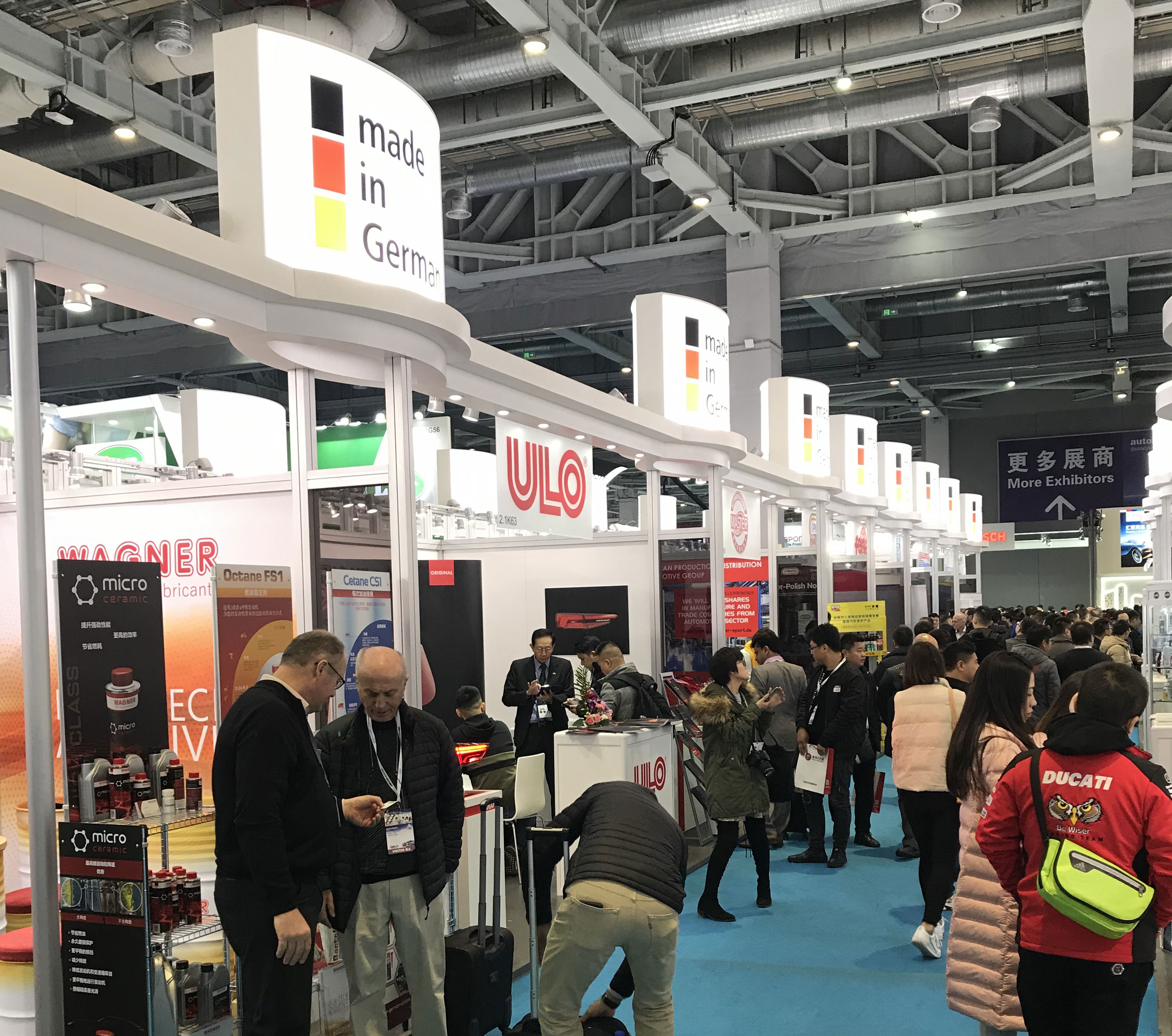 Automechanika Shanghai kicks off with German companies on board