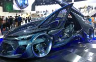 BASF Says Blue Set to be Most Popular Car Color
