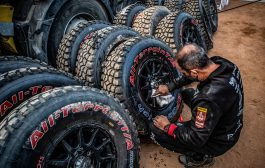 Bfgoodrich Tires Claim 17th Dakar Win With Stéphane Peterhansel And Edouard Boulanger