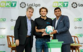BKT Tyres Signs Sponsorship Deal with Spanish Football League LaLiga