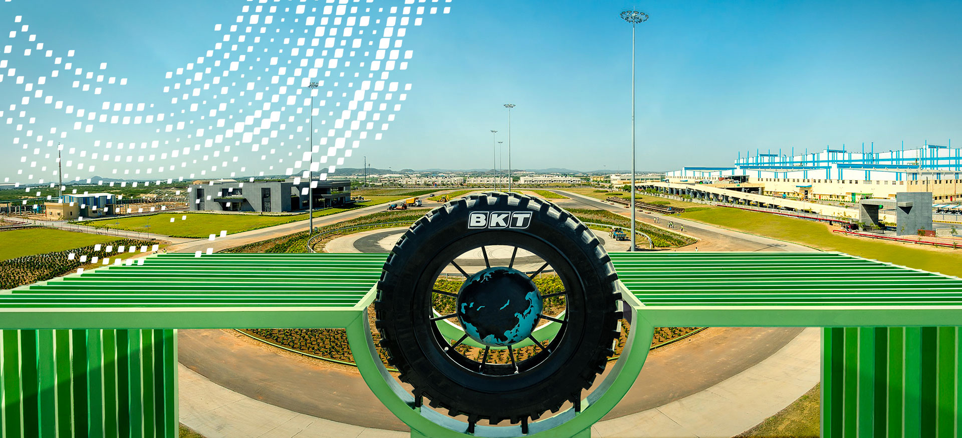 BKT to Build its First Plant in the United States