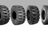 BKT Develops Four Tires for Recycling Operations
