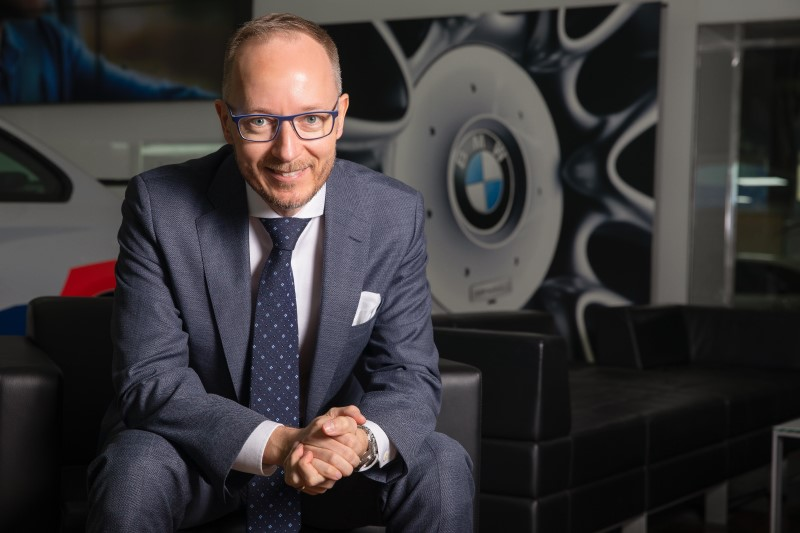 Nielsen New Sales and Marketing Director of BMW Group Middle East