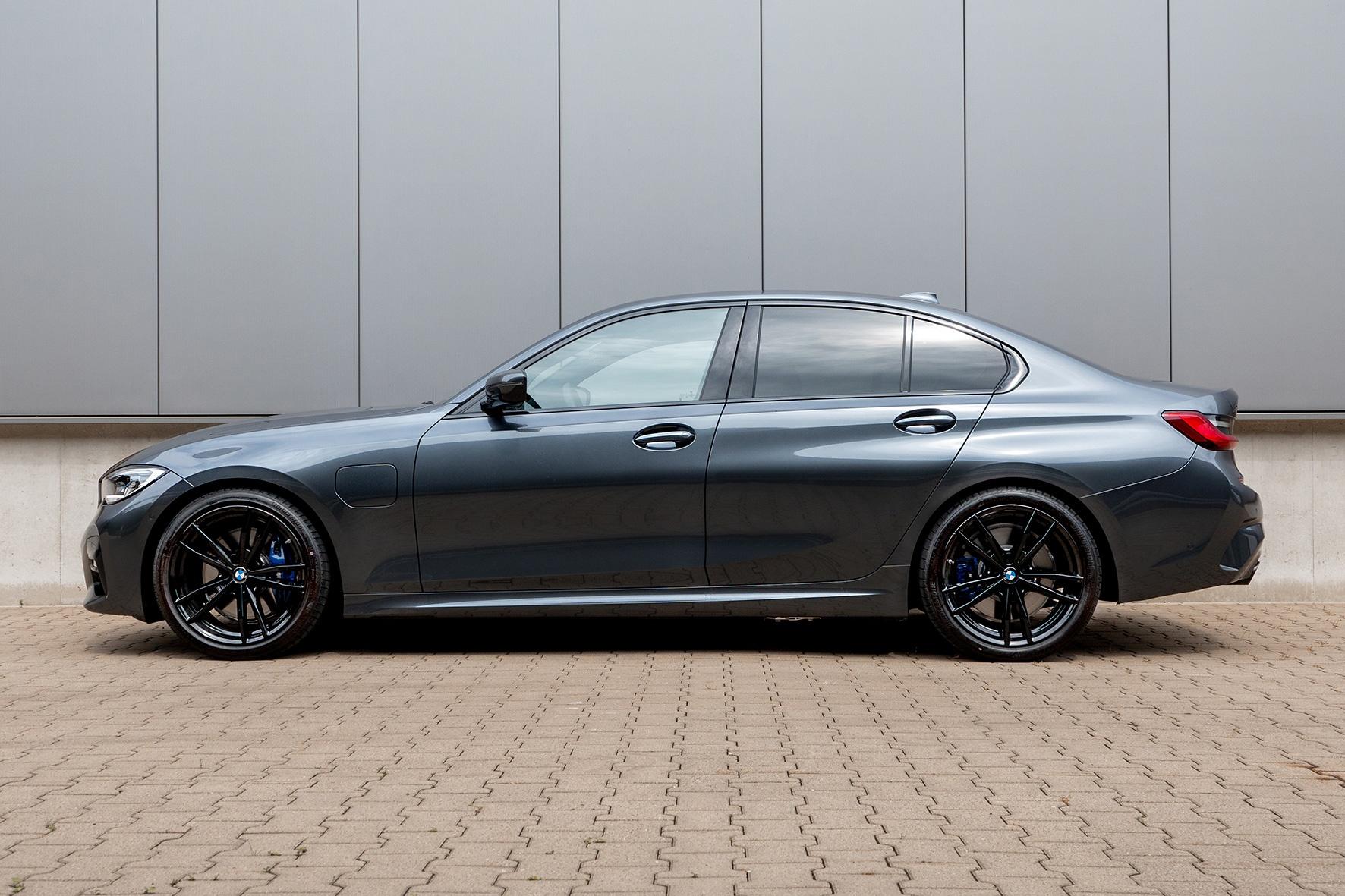 H&R Sportfedern für den BMW 330e