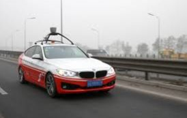 BMW China to Partner with Baidu on Vehicle Connectivity Solutions