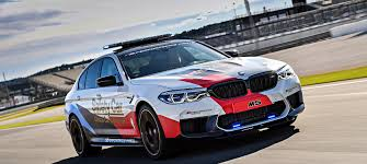BMW M and MotoGP Celebrate 20 years of Teamwork for Safety Cars