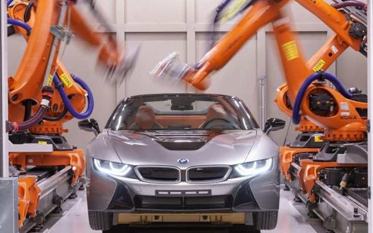 BMW Group First Company to Use Computer Tomography for Prototype Development