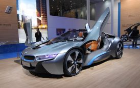 Electric Cars to Dominate Paris Auto Show