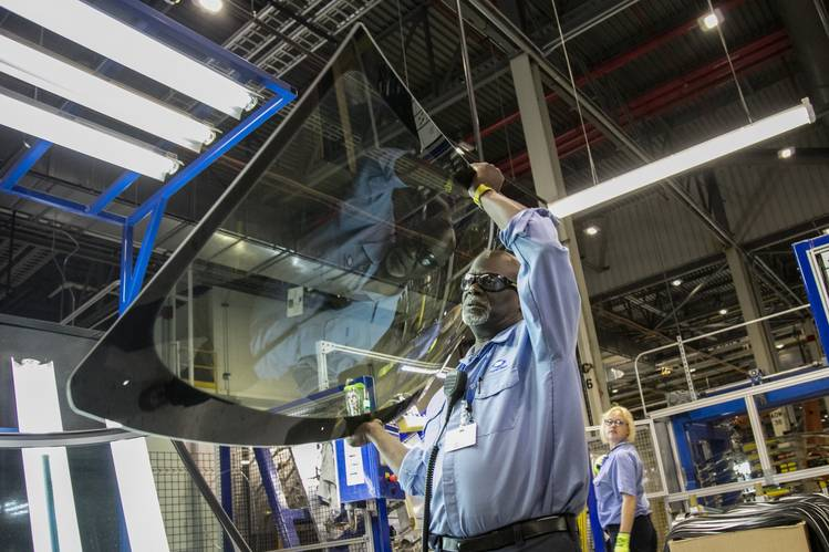 Glass Manufacturer Moves production to US to Cut Costs
