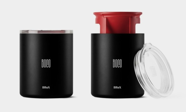 Brux all-in-One Pour Over Coffee System