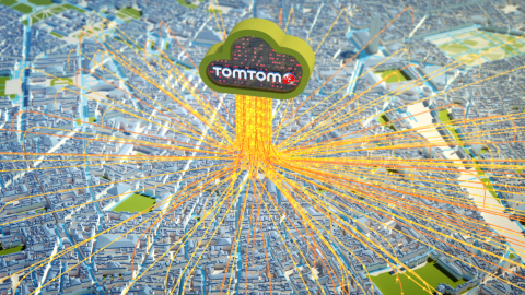 TomTom Uses Paris Motor Show to Launch On-Street Parking Service