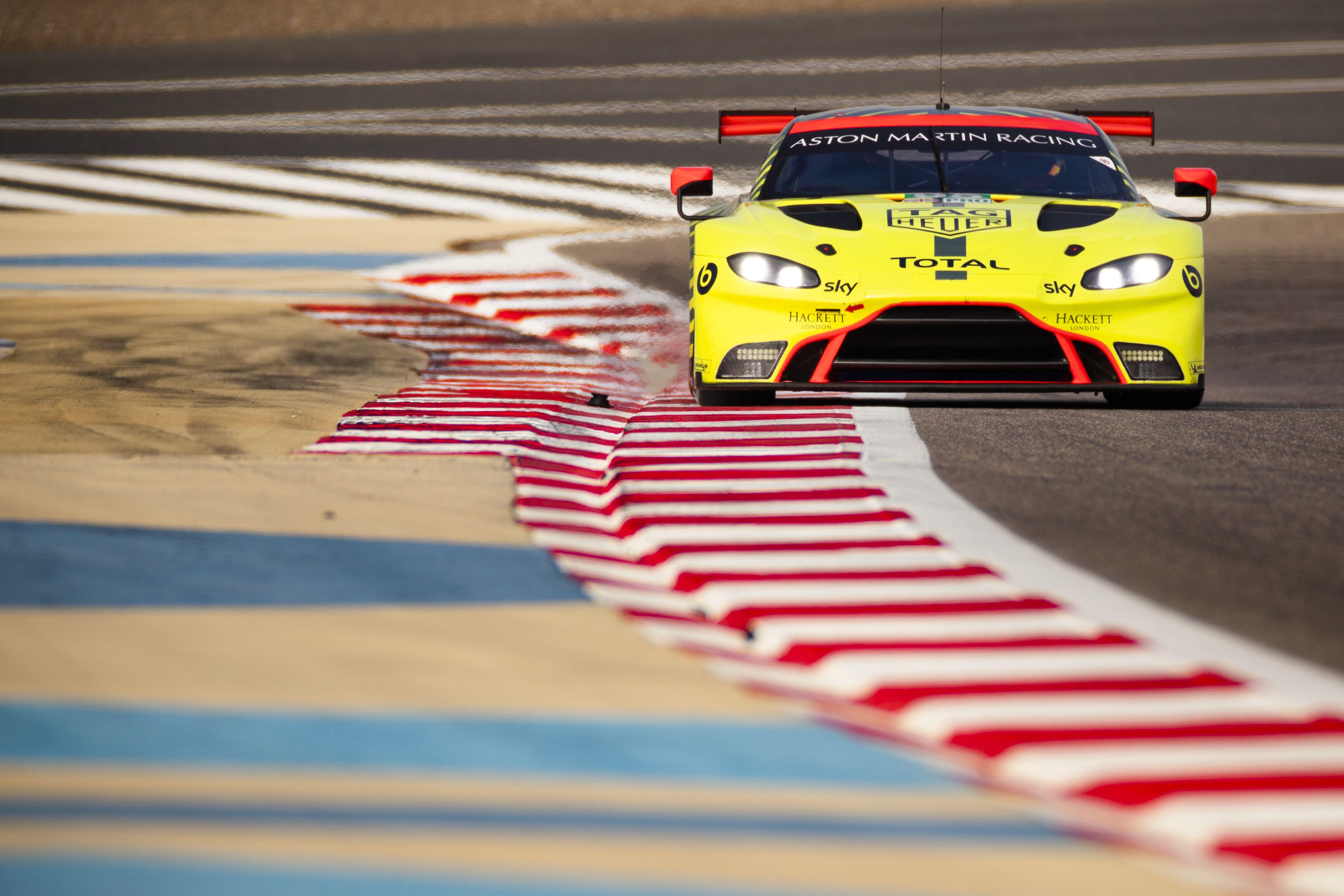Aston Martin Racing Driver Academy Returns for 2020