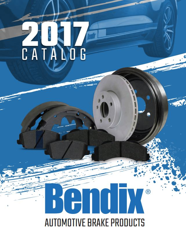 Bendix Releases 2017 Automotive Brake Catalog
