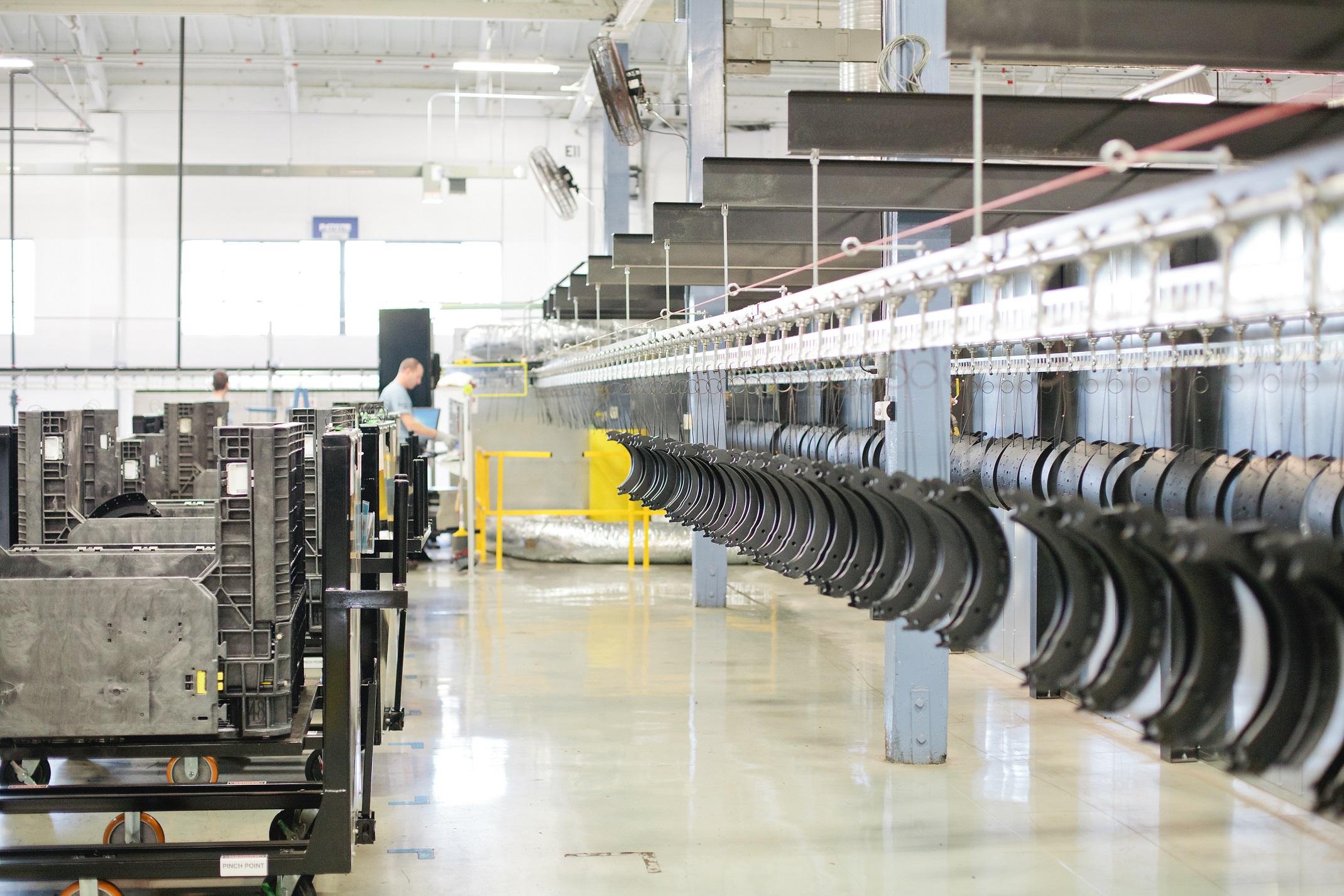 Bendix Makes Seven Millionth Remanufactured Brake