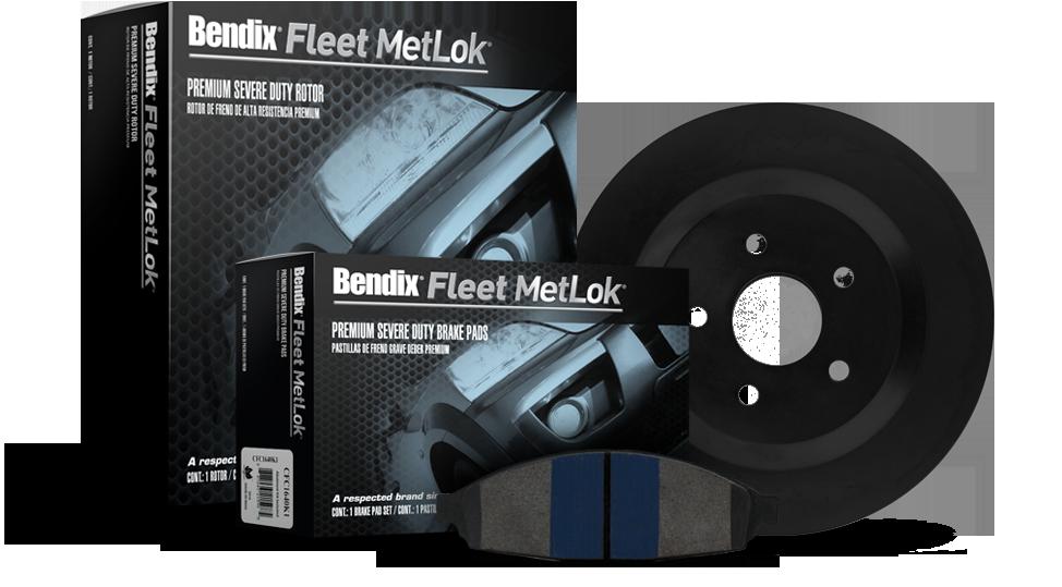 Bendix Relaunches Fleet MetLok Range