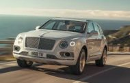 Bentley Bentayga Hybrid has Fuel-Saving Navigation System