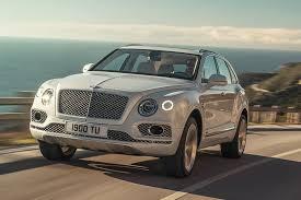 Bentley Bentayga Hybrid has Fuel-Saving Navigation System
