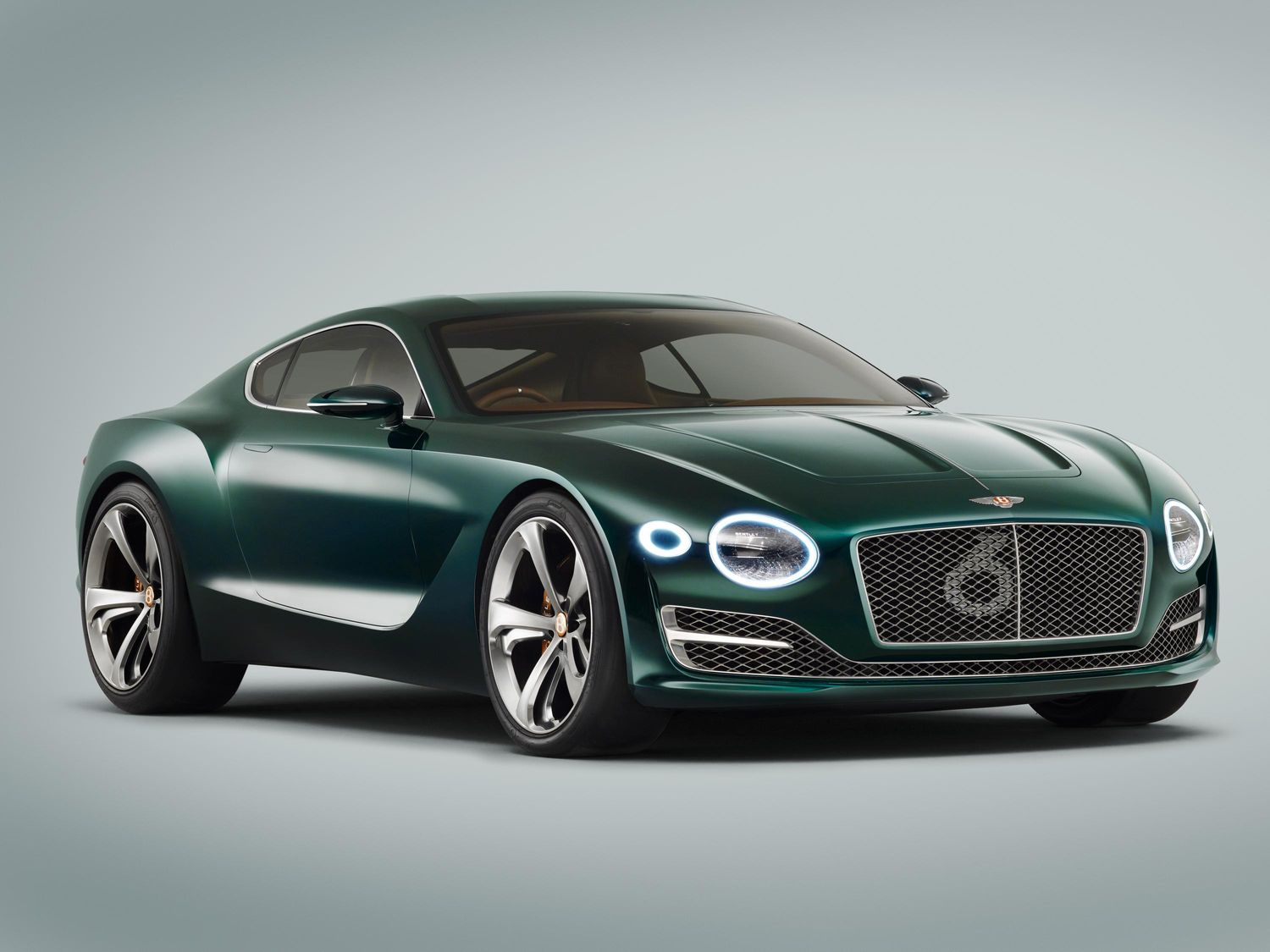 Bentley CEO Says Battery Technology Not Advanced Enough for Luxury EV