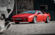 JMS meets JM Cardesign - Lotus Esprit sports car as a joint project